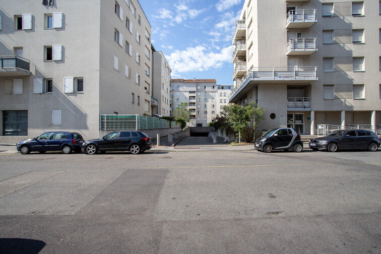 Parking Rue Emile Duport - Gare de Vaise - Lyon 24/24 7/7