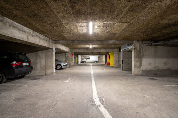 Parking Rue Emile Duport - Gare de Vaise - Lyon garage