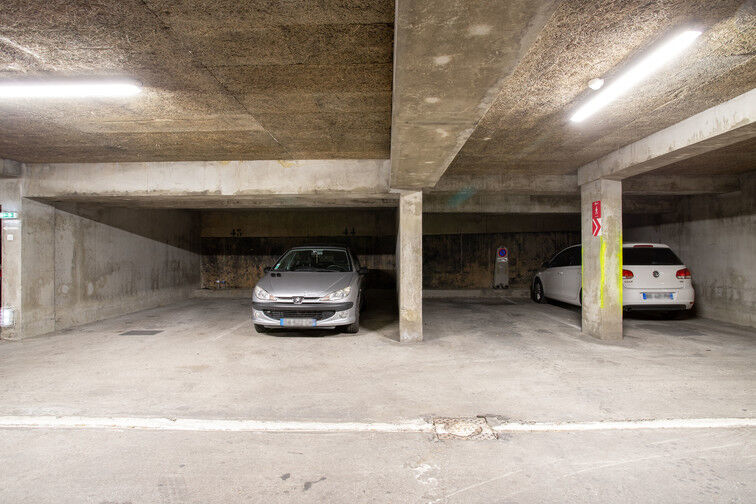 Parking Rue Emile Duport - Gare de Vaise - Lyon box