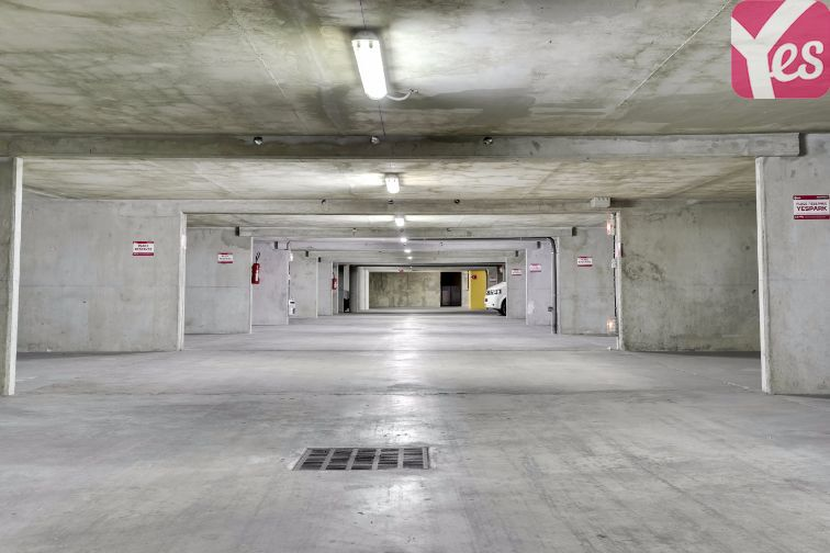 Parking Villejuif - Léo Lagrange garage