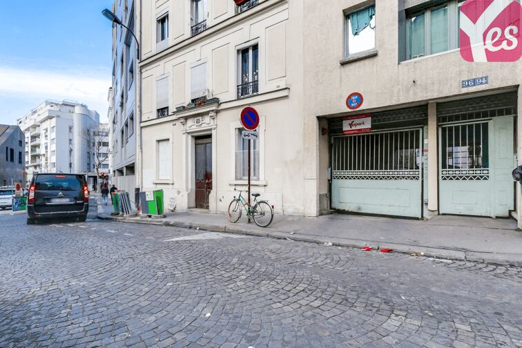 location parking Porte de Saint-Ouen - Navier