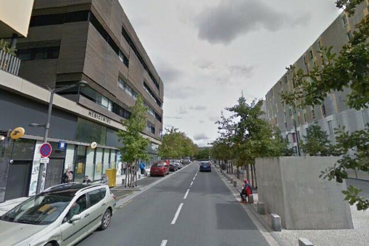 Parking Stade de La Duchère - Lyon box