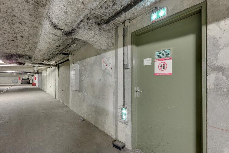 Parking Hôpital Edouard Herriot - Rue Roux-Soignat - Lyon sécurisé