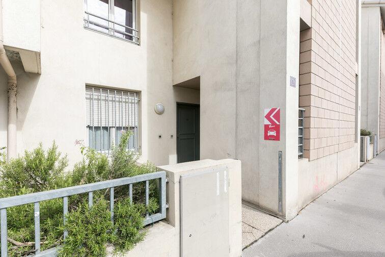 Parking Hôpital Edouard Herriot - Rue Roux-Soignat - Lyon garage