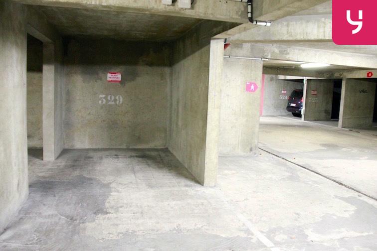 Parking Colonel Fabien - Quai de Jemmapes pas cher