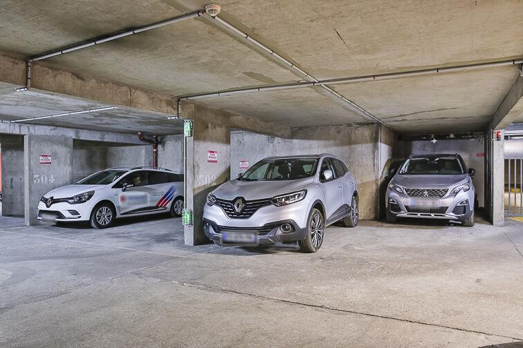 Parking Colonel Fabien - Quai de Jemmapes caméra