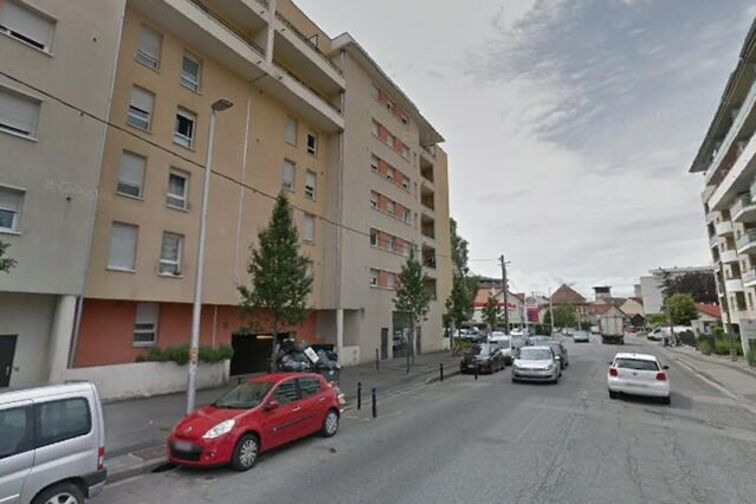 location parking Gare de Annemasse