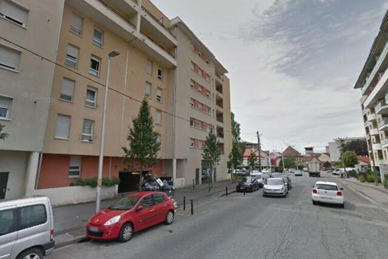 location parking Gare de Annemasse