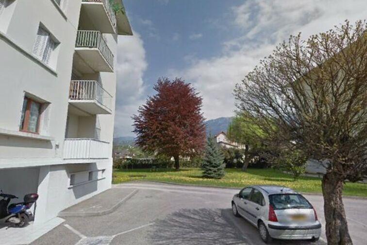 Parking Hôpital Grand Port - Aix-les-Bains Aix-les-Bains