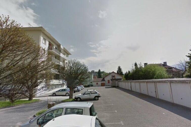 Parking Hôpital Grand Port - Aix-les-Bains box