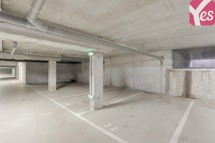 Parking Pessac - Franc - L'Alouette sécurisé