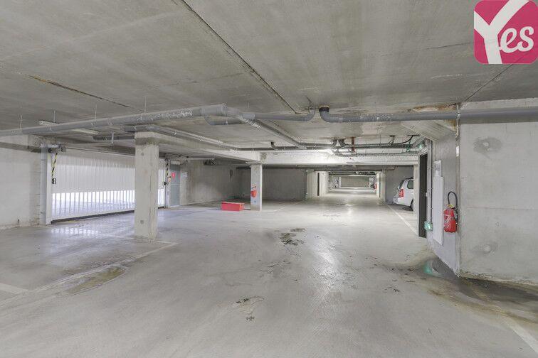Parking Pessac - Franc - L'Alouette caméra