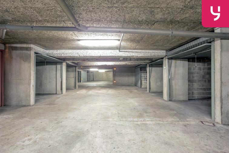 Parking Villon (place double) sécurisé