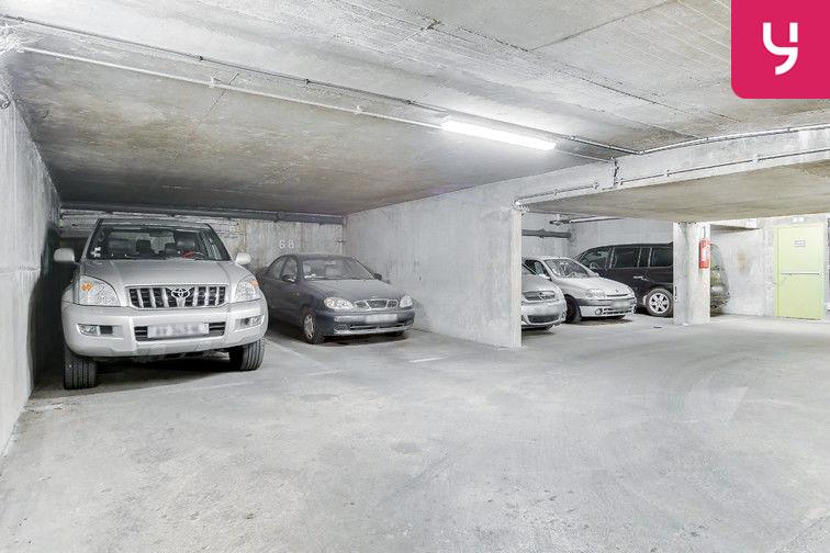 location parking Allée des épines - Montigny-le-Bretonneux