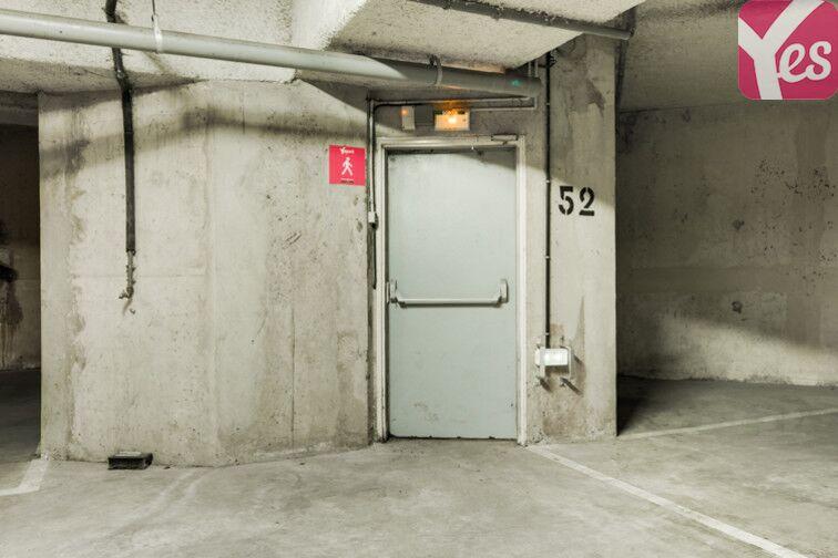 Parking Lino Ventura - Quartier de la gare - Achères avis
