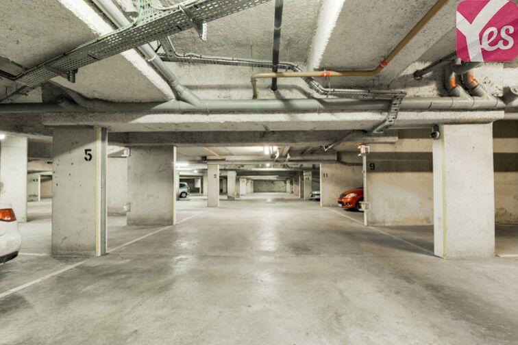 Parking Lino Ventura - Quartier de la gare - Achères Rue Lino Ventura