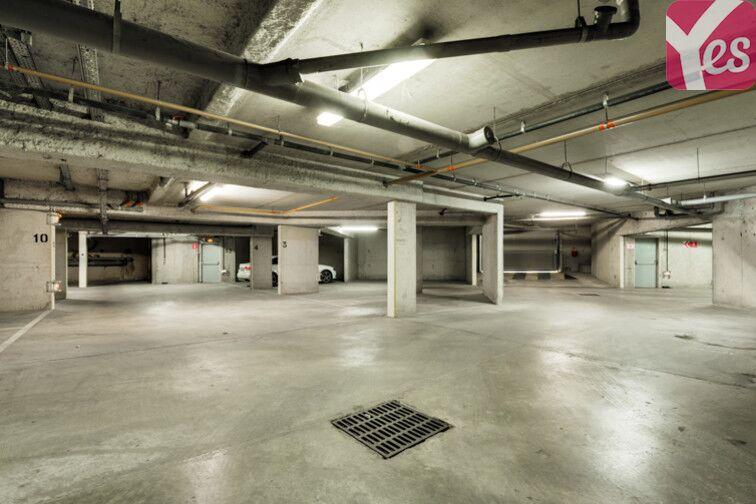 Parking Lino Ventura - Quartier de la gare - Achères caméra