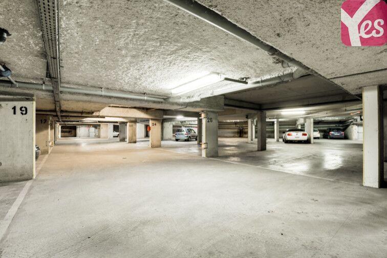 Parking Lino Ventura - Quartier de la gare - Achères souterrain