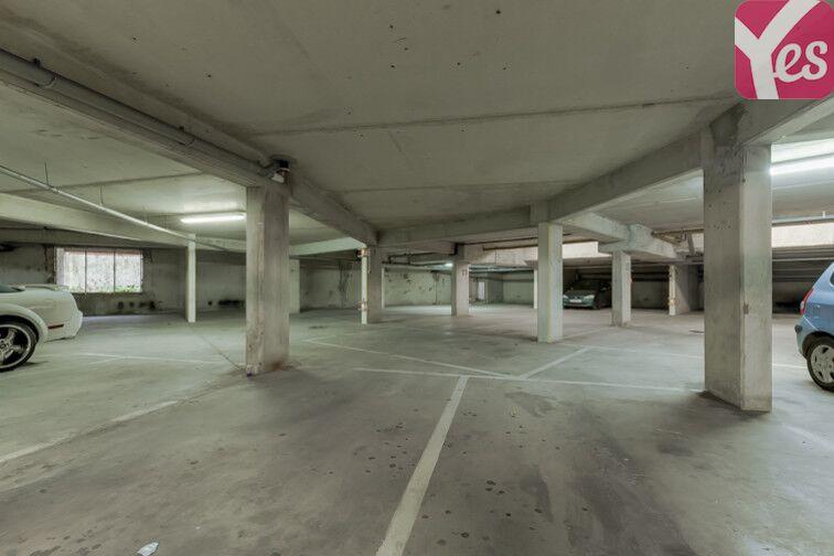 Parking Lino Ventura - Quartier de la gare - Achères sécurisé