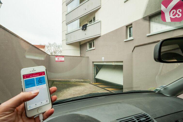 Parking Lino Ventura - Quartier de la gare - Achères pas cher