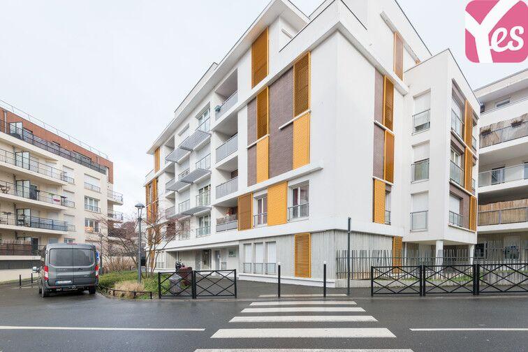 Parking Gare de Fontenay-le-Fleury location