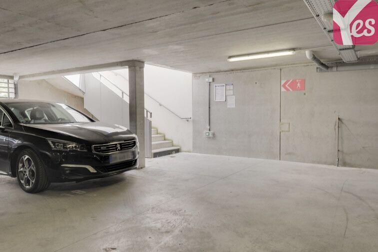 Parking Rue Molière - Les Mureaux souterrain