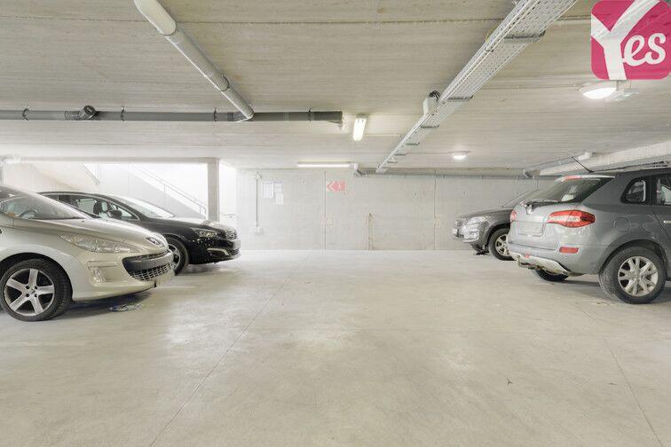 Parking Rue Molière - Les Mureaux sécurisé