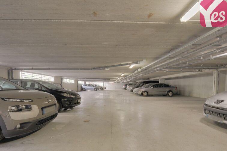 Parking Rue Molière - Les Mureaux gardien