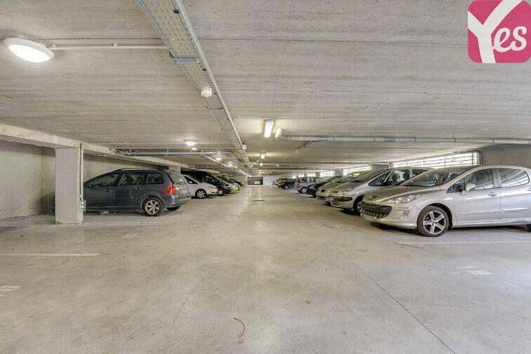 Parking Rue Molière - Les Mureaux 78130