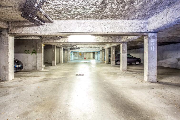 Parking Gare d'Achères ville - Rue Jean Moulin - Achères pas cher
