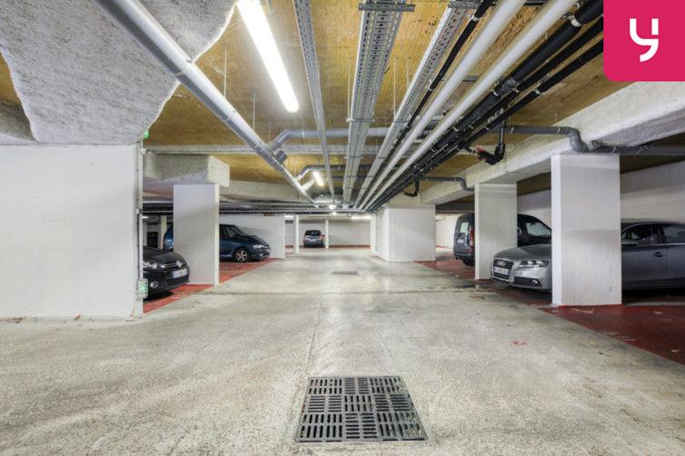 Parking Sevran - Rougemont - Charcot (place moto) Sevran