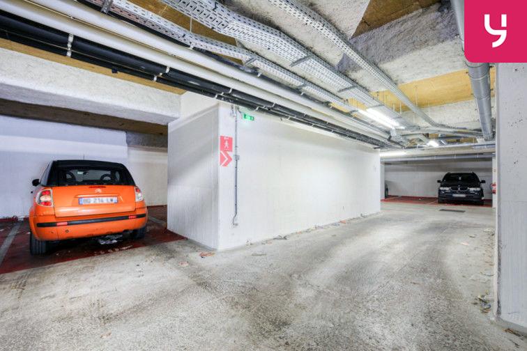 Parking Sevran - Rougemont - Charcot (place moto) souterrain
