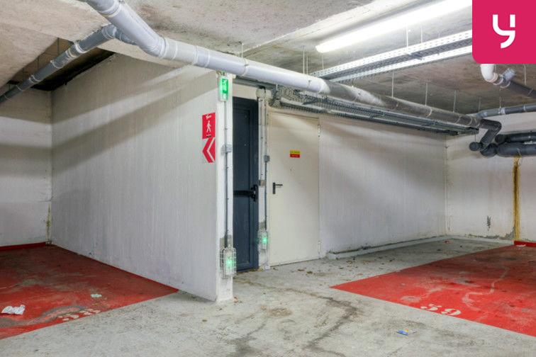 Parking Sevran - Rougemont - Charcot (place moto) pas cher