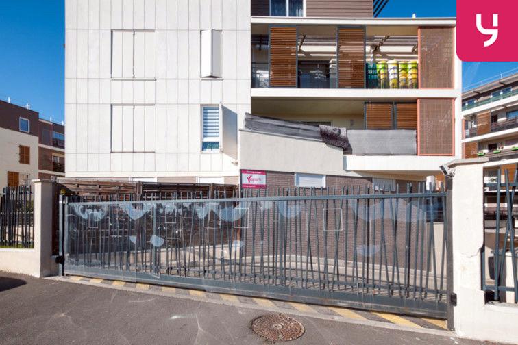Parking Sevran - Rougemont - Charcot (place moto) avis