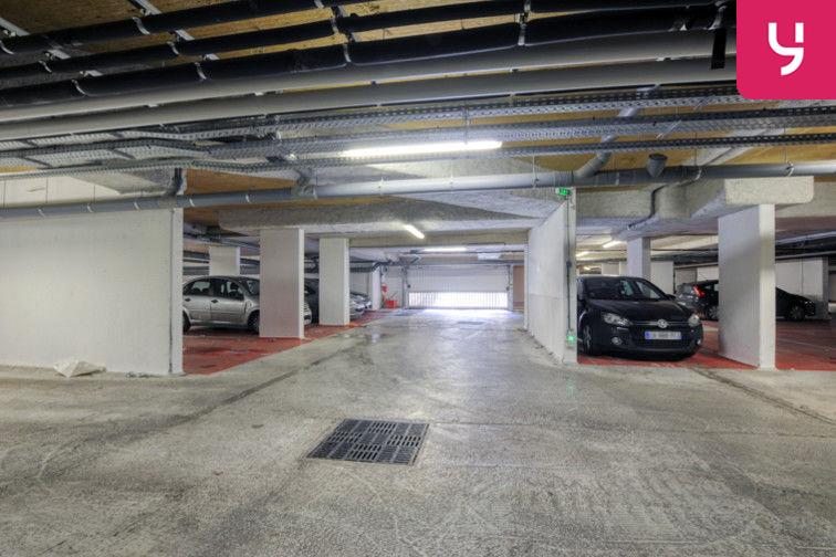 Parking Sevran - Rougemont - Charcot (place moto) location mensuelle