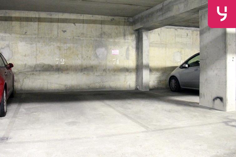 Parking Ivry - Boulevard de Stalingrad avis