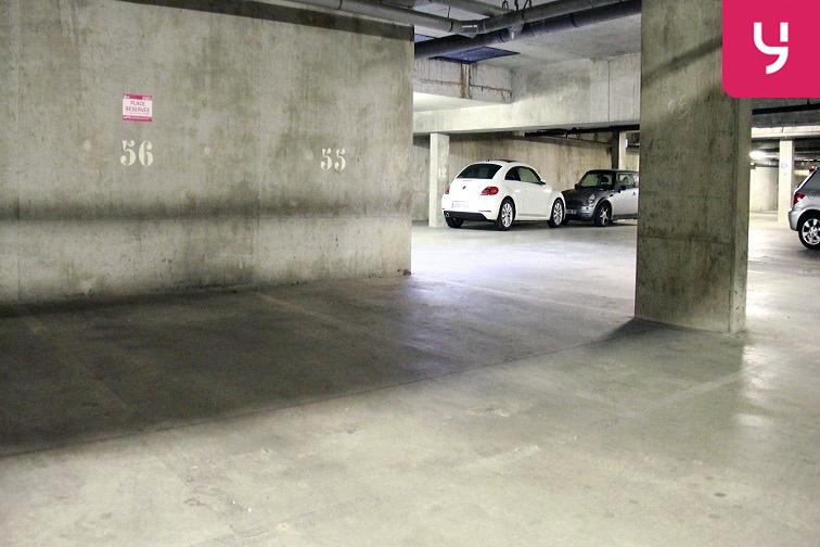 Parking Ivry - Boulevard de Stalingrad souterrain