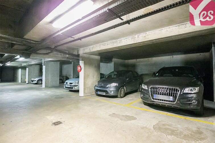 Parking Chaville - Rive Gauche - Numéro 7 souterrain