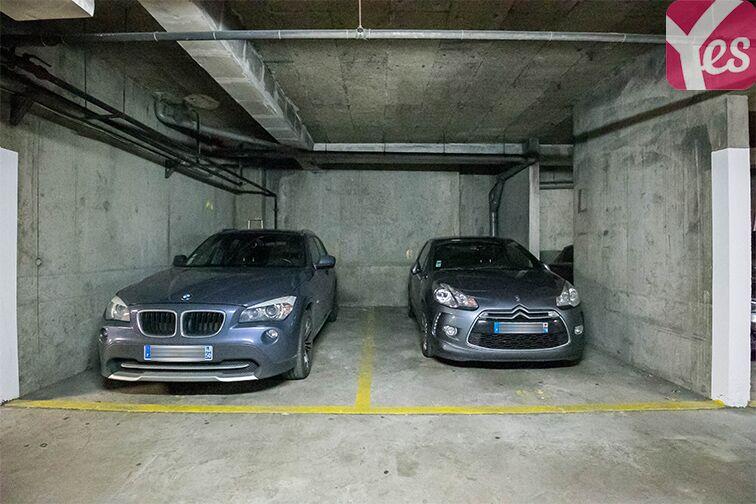 Parking Chaville - Rive Gauche - Numéro 7 7 avenue Gaston Boissier