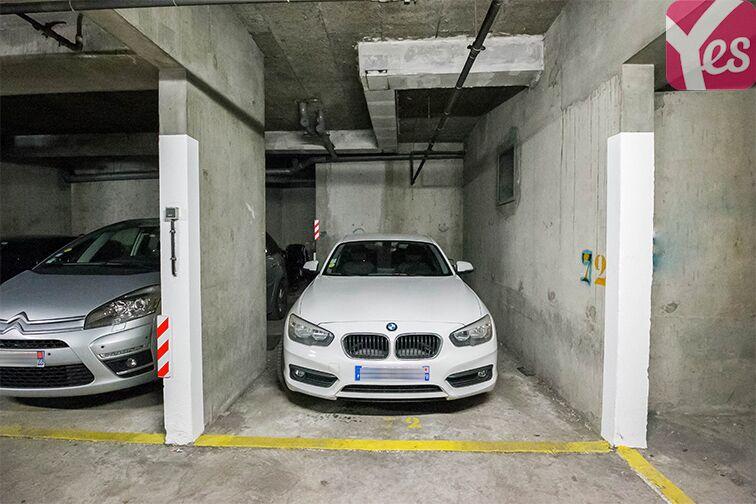 Parking Chaville - Rive Gauche - Numéro 7 24/24 7/7