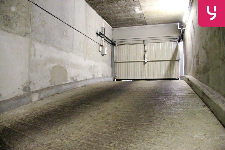 Parking Brancion garage
