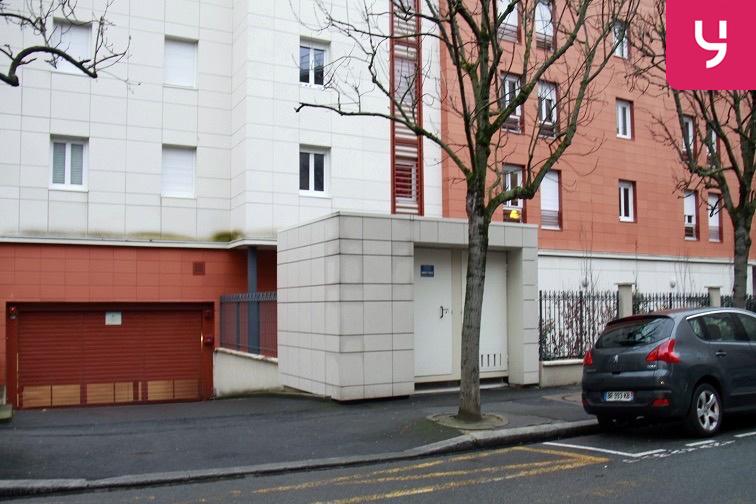 Parking Mairie de Saint-Mandé pas cher