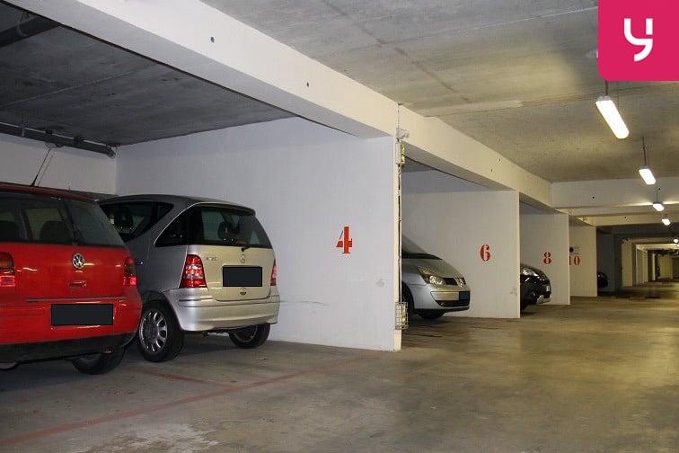 Parking Mairie de Saint-Mandé en location