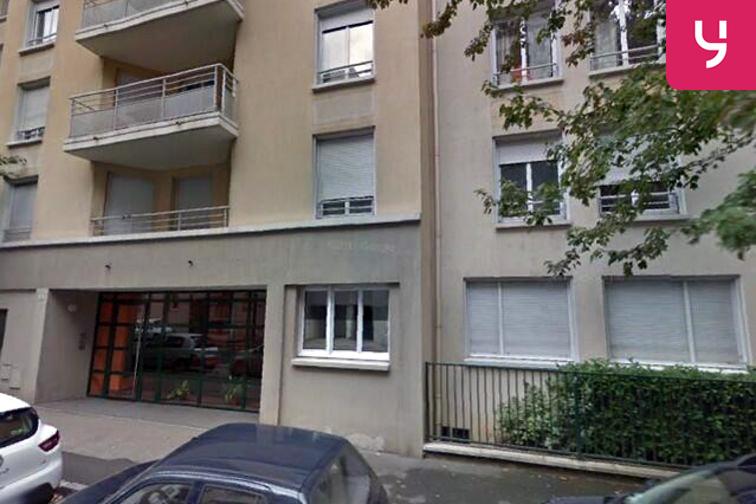 location parking Mairie - Lyon 9 (box double)