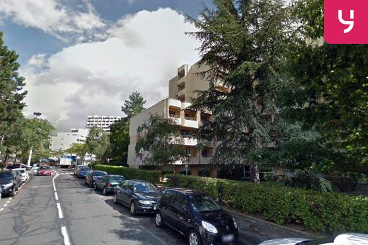 Parking Lyon-Gorge-de-Loup (box) 69009