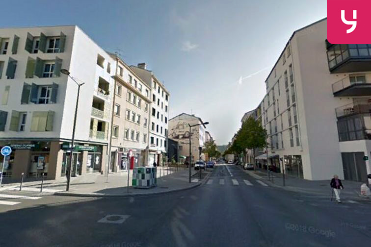 Parking Commissariat de Police Lyon 9 (box) location mensuelle