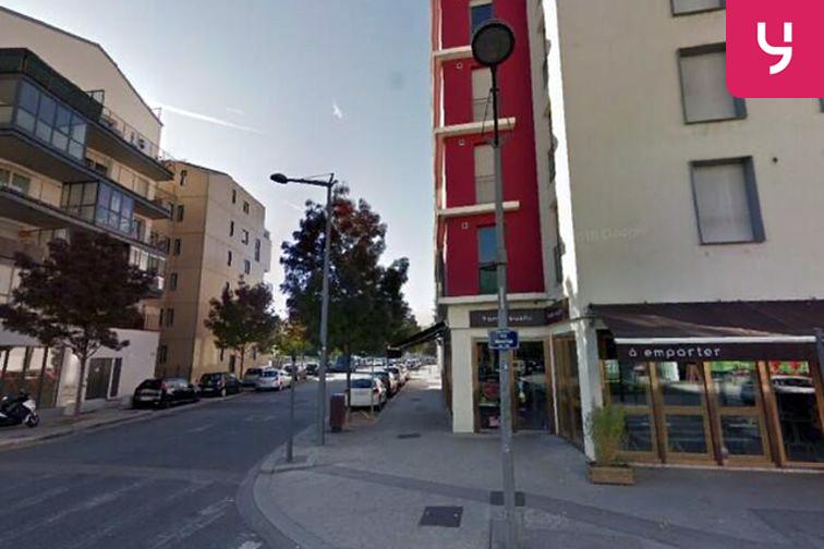 Parking Commissariat de Police Lyon 9 (box) sécurisé
