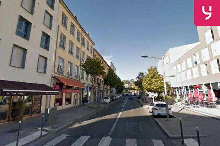 location parking Commissariat de Police Lyon 9 (box)