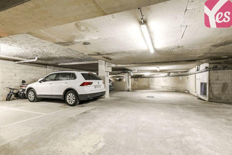 Parking Versailles - Sainte-Geneviève sécurisé