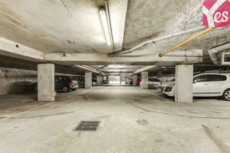 Parking Versailles - Sainte-Geneviève souterrain